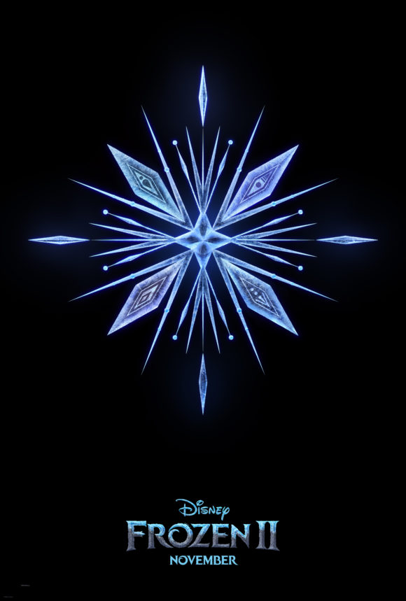 Disney's Frozen II movie poster