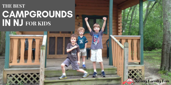 campgrounds in New Jersey for kids