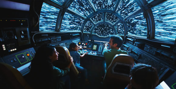 Star Wars: Galaxy's Edge Millennium Falcon: Smugglers Run