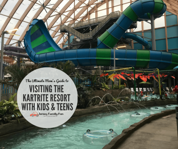 Facebook Ultimate Mom's Guide to Visiting The Kartrite Resort With Kids & Teens