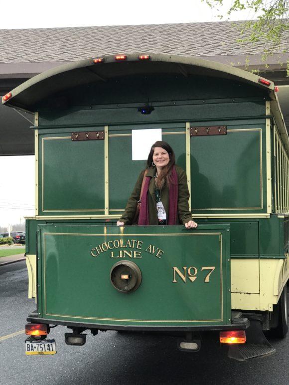 Hershey Trolley