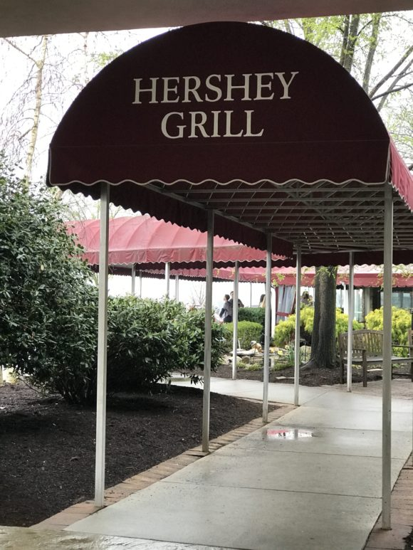 The Hershey Grill at the Hershey Lodge