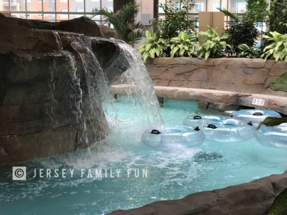 Kartrite Resort & Indoor Waterpark lazy river Empire Bay
