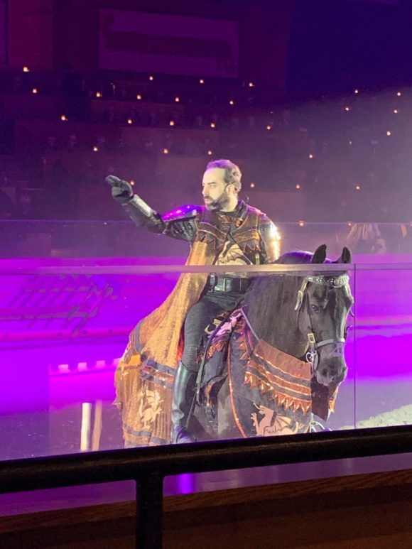 Medieval Times New Jersey Queen assistant