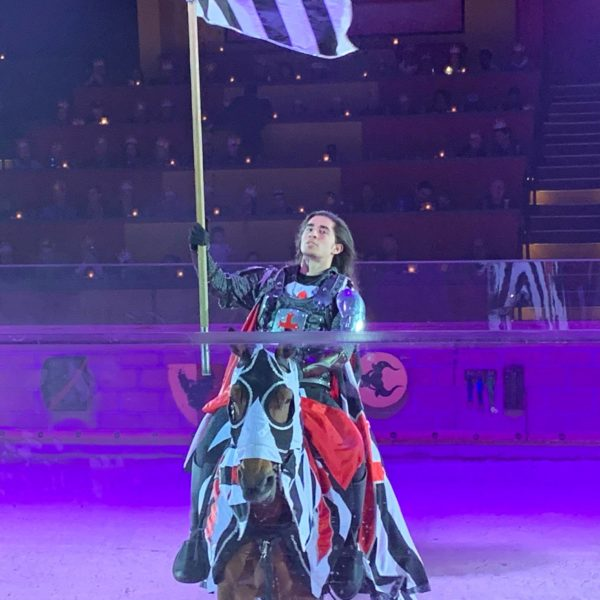 Medieval Times New Jersey knight