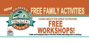 Image for Bass Pro Shops Free Workshops for Kids