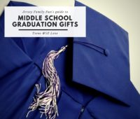 cap and gown with text over it.