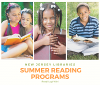 New Jersey Libraries Summer Reading Programs
