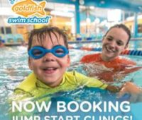 Goldfish swim school summer swim lessons 3