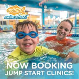 Goldfish swim school summer swim lessons 3