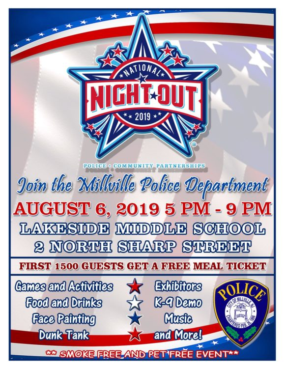 Millville National Night Out