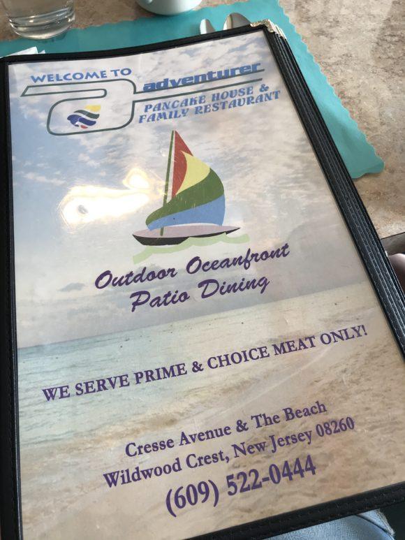 Adventurer Oceanfront Inn on property restaurant, Pancake House & Family Restaurant