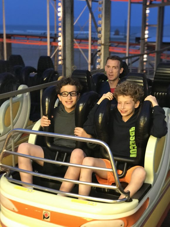 Ride at Morey's Piers in Wildwood