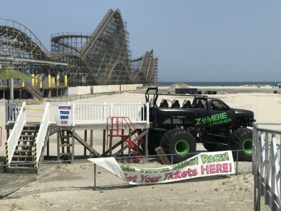 Monster Truck Rides in Wildwood