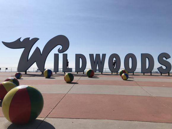 Wildwood Iconic Sign