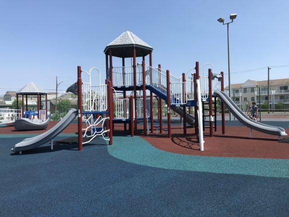 Fox Park Playground in Wildwood