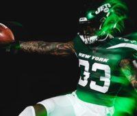 New York Jets Photo of Jamal Adams at training camp