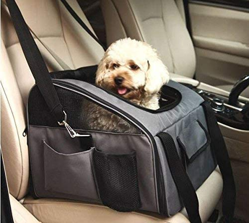 Pet car seat carrier for cars and planes