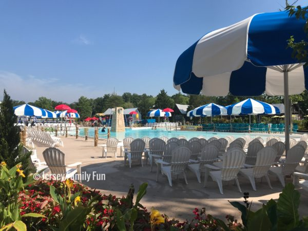 Six Flags Hurricane Harbor's new pool at Calypso Springs