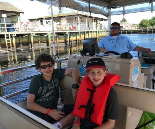 Tuckerton Seaport Boat Tours
