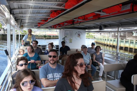 Tuckerton Seaport Creek One Hour Boat Tour