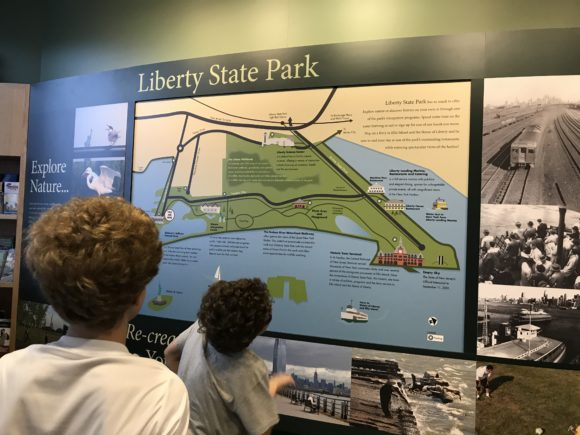 Liberty State Park Visitor Center