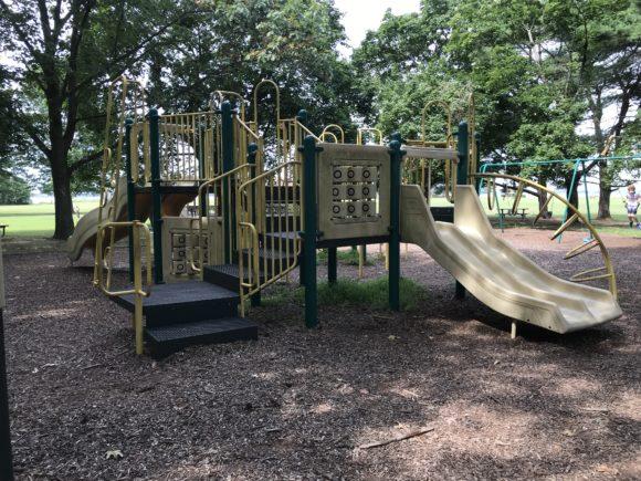 Fort Mott State Park Playground