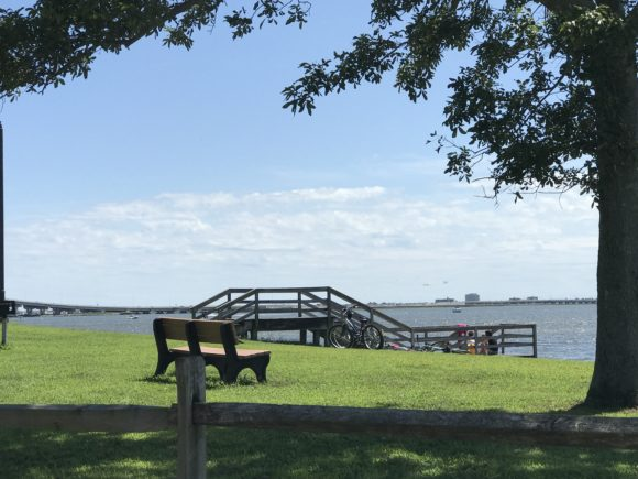 View of water at Somers Point Kennedy Park