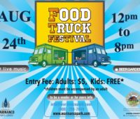Warinanco Food Truck Festival with Live Music