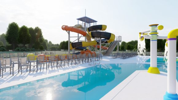 diggerland waterpark waterslides
