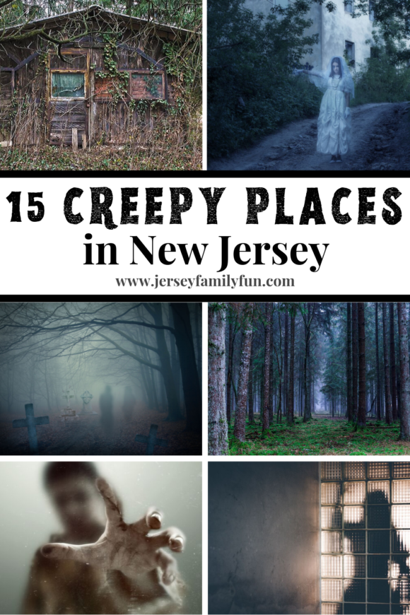 New Jersey is home to 15 scary places to visit