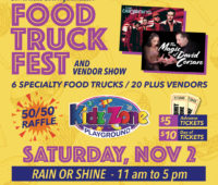 St. Theresa Food Truck Festival & Vendor Fair in Kenilworth