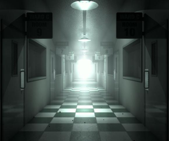haunted Asylum in New Jersey