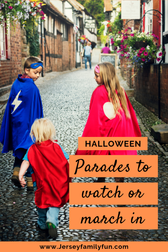 New Jersey Halloween Parades to watch
