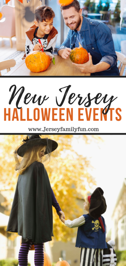 New Jersey Halloween Events with Free Admission