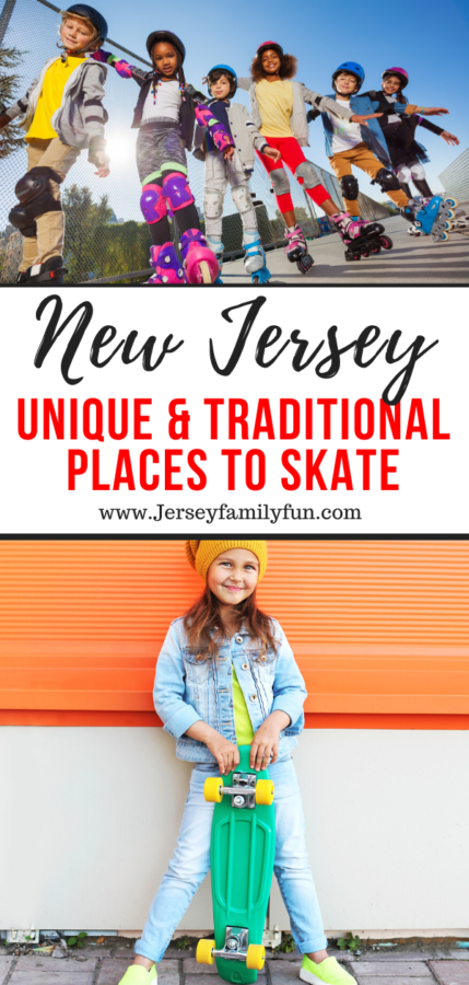 New Jersey unique and traditional places to skate