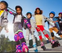 Kids inline skating in new jersey
