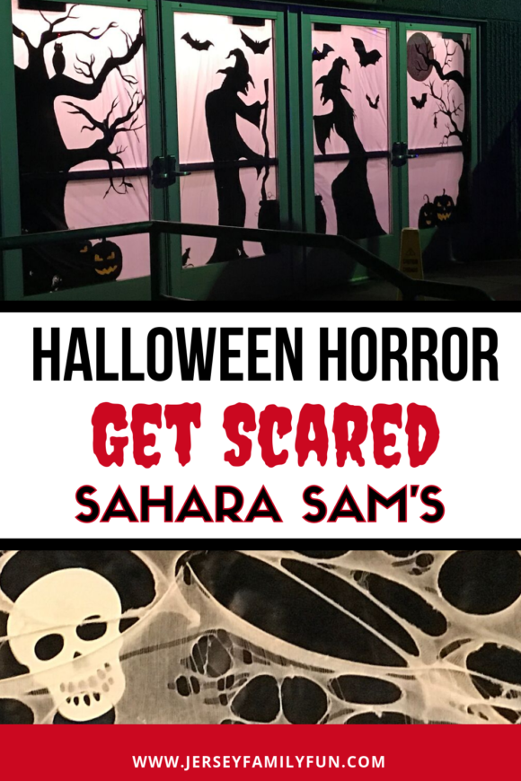 Sahara Sam's Halloween Horror event