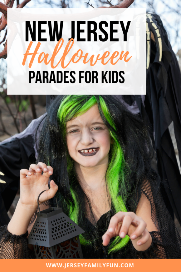 New Jersey Halloween Parades for kids
