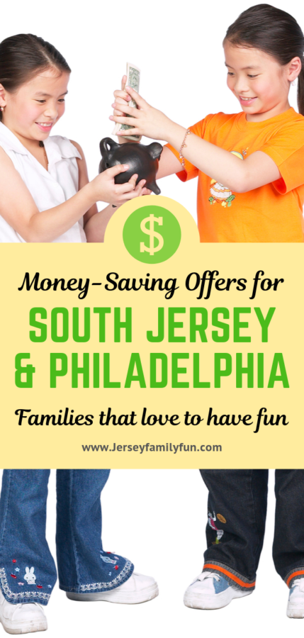 Discount tickets for South Jersey families