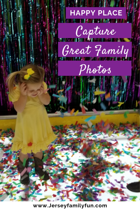 take great family photos at Happy Place Philadelphia