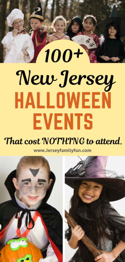 100 Free New Jersey Halloween Events for Kids