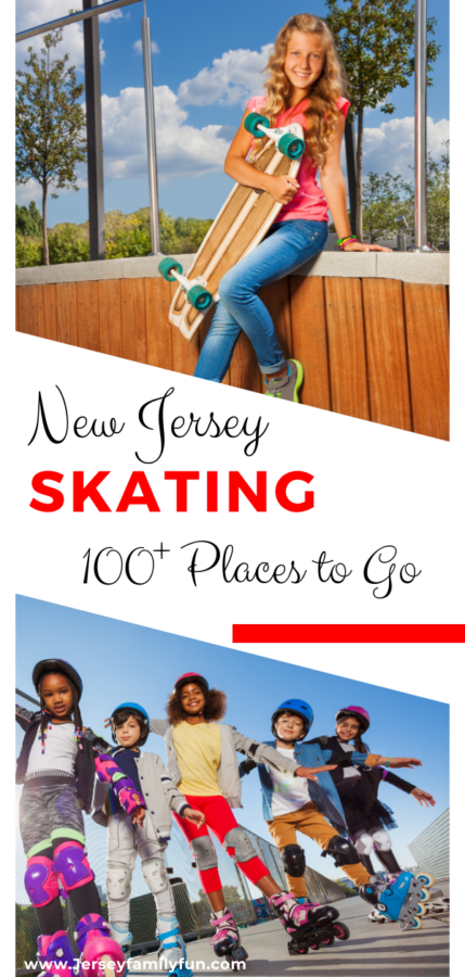 New Jersey skating 100 places you can skate