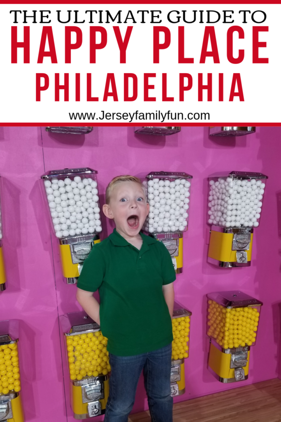 guide to taking family photos at Happy Place Philadelphia
