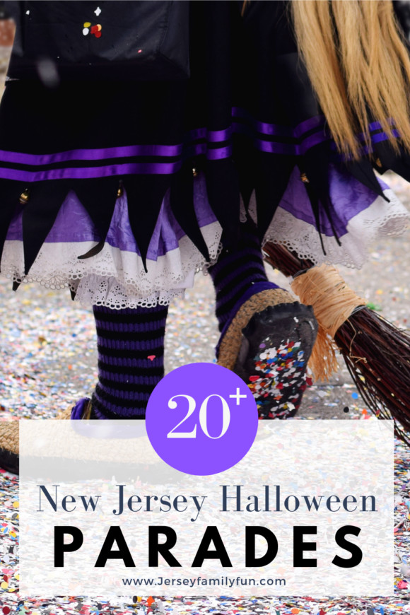 New Jersey has over 20 Halloween parades this year