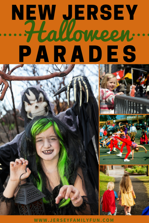 New Jersey Halloween Parades