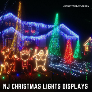 New Jersey Christmas Lights