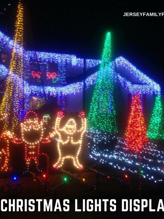 New Jersey Christmas Lights