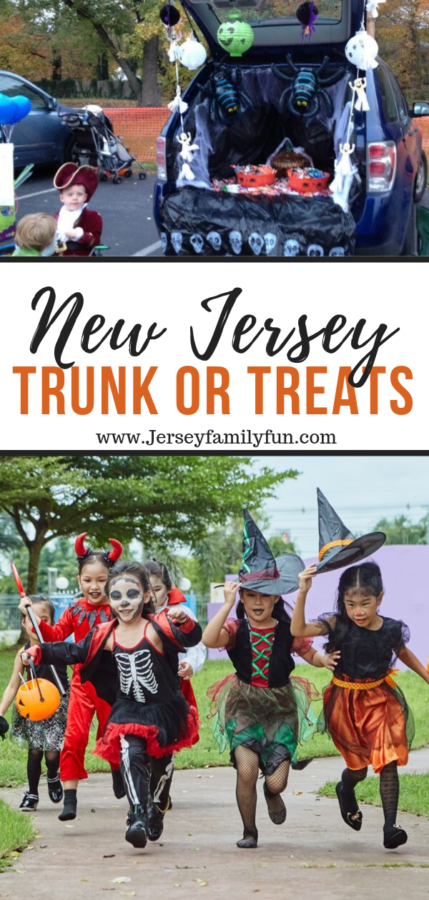 New Jersey Trunk Or Treat Events