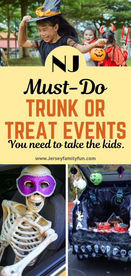 NJ Trunk or Treat events